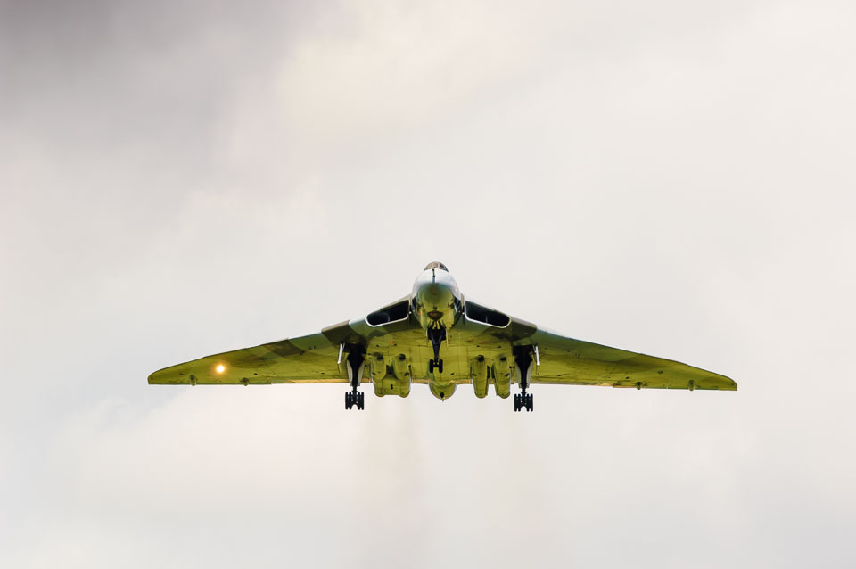 Avro Vulcan Xh588 Neil Houltby Photography Lincoln