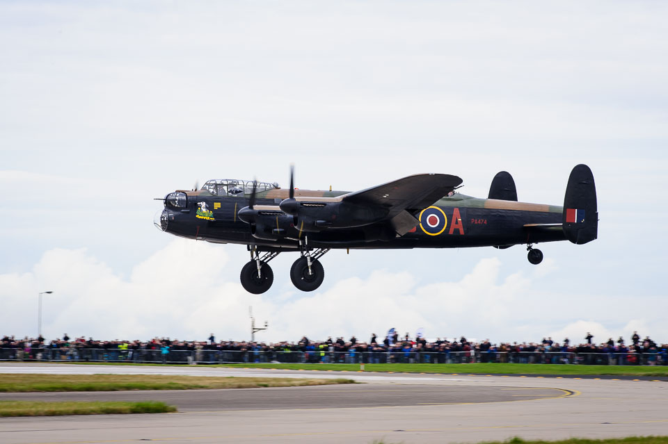 Bbmf Avro Lancaster Pa474 Neil Houltby Photography
