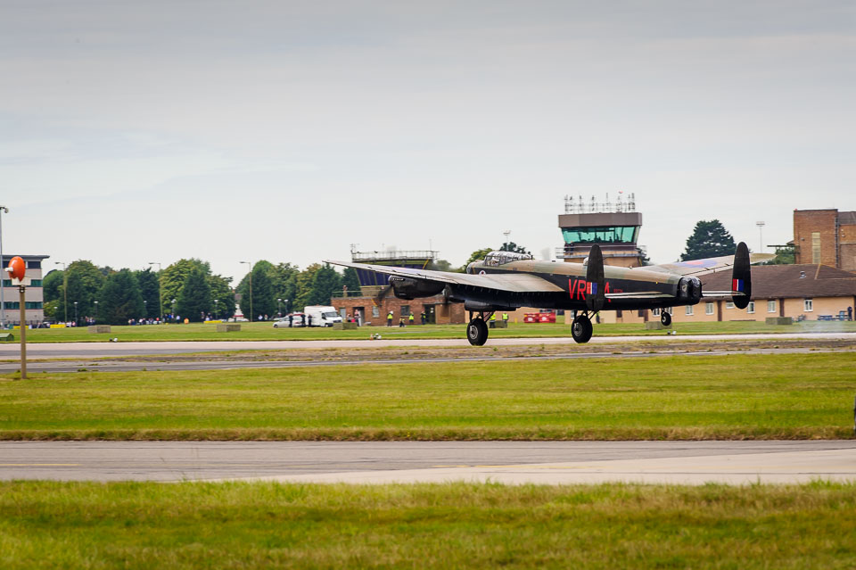 Avro Lancaster Mkx Kb726 Vra Neil Houltby Photography