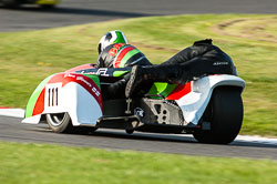 Kevin Cable & Dan Cower, MRO, Cadwell Park, 2011