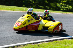 Tim Reeves & Gregory Cluze, FSRA F2, Derby Phoenix, Cadwell Park, 2011