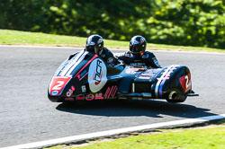 Simon Neary & Dipash Chauhan, FSRA F2, Derby Phoenix, Cadwell Park, 2011