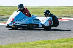 Peter Alton & Shaun Parker, FSRA F2, Derby Phoenix, Cadwell Park, 2011