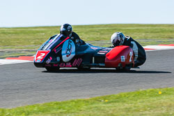 Simon Neary & Jim Stonier, FSRA F2, Derby Phoenix, Cadwell Park, 2011