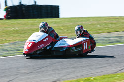 Tony Thirkell & Nigel Barlow , FSRA F2, Derby Phoenix, Cadwell Park, 2011