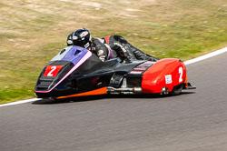 Simon Neary & Jason Slous, FSRA F2, Derby Phoenix, Cadwell Park, 2011