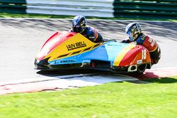 David Lillie & Ben Chandler, FSRA,  Derby Phoenix, Cadwell Park, May 2013