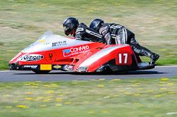 Howard Baker & Mike Killingsworth, FSRA,  Derby Phoenix, Cadwell Park, May 2013