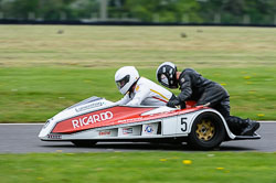 Greg Noble & Mick Fairhurst, FSRA F350 / Post Classic, Cadwell Park, May 2013