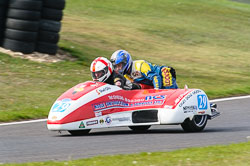 Merv Noble, FSRA F350 / Post Classic, Cadwell Park, May 2013