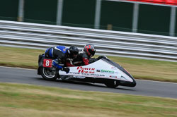 Brian Ilaria & Lee Saunders, MRO, 2013-06, Snetterton