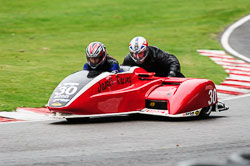 Robert James & Craig James, BMCRC, Cadwell Park, 2013-09