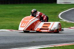 Dean Nichols & Paul Skinner, BMCRC, Cadwell Park, 2013-09
