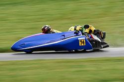 Ben Bygrave & Callum Lawson, BMCRC, Cadwell Park, 2013-09