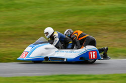 Peter Founds & Haynes, BMCRC, Cadwell Park, 2013-09