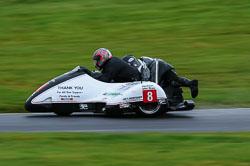 Brian Ilaria & Lee Saunders , BMCRC, Cadwell Park, 2013-09