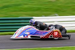 Lee Crawford & Stuart Ramsey, Auto66, Cadwell Park, 2013-10
