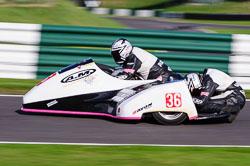 Scott Parnell & Mark Wilkes, Derby Phoenix, Cadwell Park, 2013-10