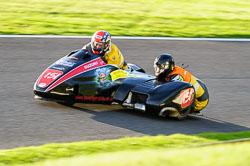 Gary Gibson & Daryl Gibson, Derby Phoenix, Cadwell Park, 2013-10
