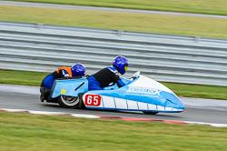 Peter Williams & Audrey Gooderham, MRO, 2013-06, Snetterton