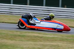 Jim Hamilton & Mick Fairhurst, MRO, 2013-06, Snetterton