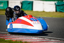 Pat Gallagher and Wheeler at EMRA, Mallory Park, Leicestershire, May 2018. Photo: Neil Houltby